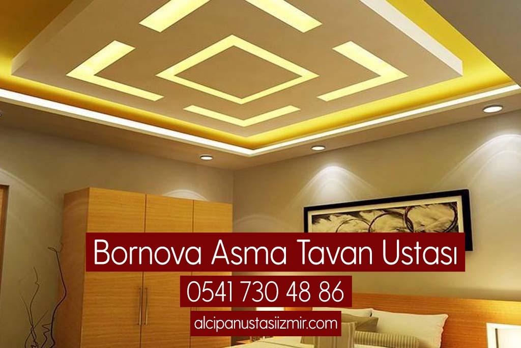 Bornova Barbaros Mahallesi Alçıpancı Kartonpiyer Asma Tavan Ustası